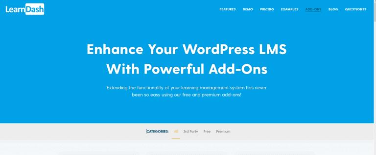 Learndash- לרנדאש – מערכת קורסים הטובה ביותר עבור אתר וורדפרס