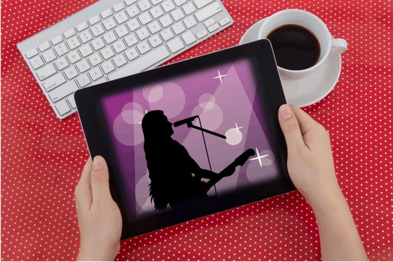סדרה חלק 1 – בניית אתר תדמיתי ממותג לזמרת – למה בכלל לבנות אתר?