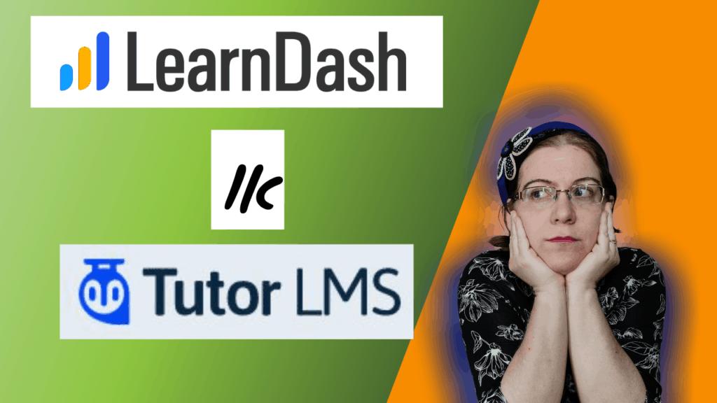השוואה בין learndash ל tutorLMS איזה מערכת קורסים טובה יותר לאתר הוורדפרס שלכם?